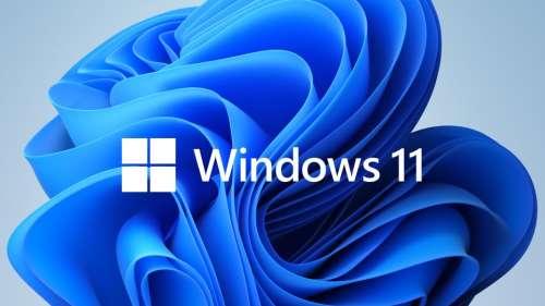 Microsoft Windows 11 est disponible au téléchargement