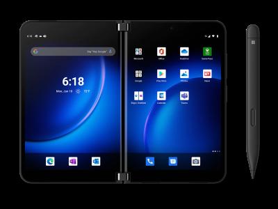 Le Surface Duo 2 bientôt dans votre poche ?