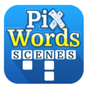 Pixwords Scenes Niveau 202 [ Solution Complète ]