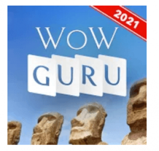 Words Of Wonders Guru PLACE BOLIVAR [ Solution complète ]