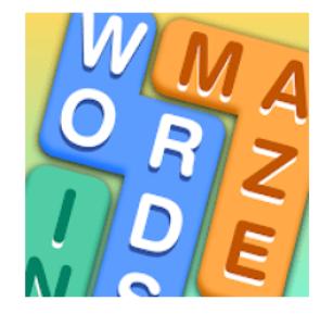 Labyrinthe des mots Niveau 1001 à 1100 [ Solution complète ]