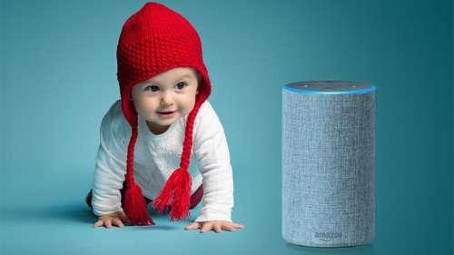 Un bébé pense s'appeler «Alexa» tant ses parents utilisent l'assistante numérique d'Amazon