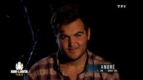 Koh-Lanta Fidji : et si André revenait dans l'aventure ? (spoiler)