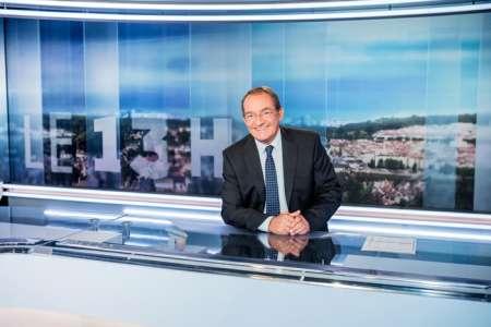Marie-Sophie Lacarrau va remplacer Jean-Pierre Pernaut à la tête du 13 heures de TF1