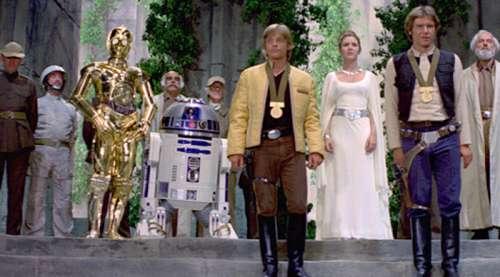« Star Wars épisode 4 : un nouvel espoir » : en mode rediffusion ce soir sur TMC