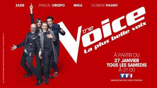 The Voice 7 : résumé et replay de l'épisode 10 (audition finale du 31 mars 2018)