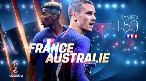 Coupe du Monde 2018 : France – Australie, programme TV et résultats en direct du 16 juin