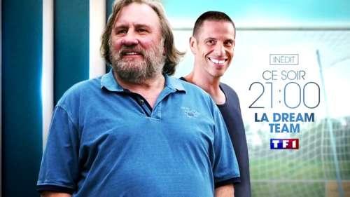 Ce soir à la télé sur TF1 : «La dream team» avec Medi Sadoun et Gérard Depardieu (vidéo)