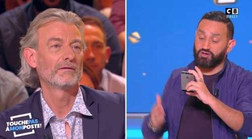 « Touche pas à mon poste » vidéo : Cyril Hanouna explique l'absence de Gilles Verdez