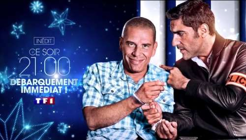 Ce soir sur TF1, «Débarquement immédiat» avec Ary Abittan (VIDEO)