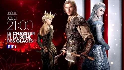 Ce soir sur TF1 «Le chasseur et la reine des glaces» (Vidéo)