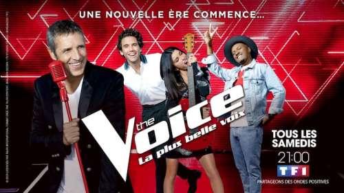 Audiences prime 23 février : «The Voice» leader (TF1) devant le final de «Cassandre» (France 3)