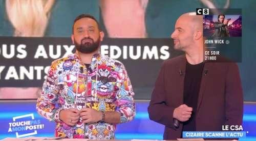TPMP : Cyril Hanouna affirme que Karine Ferri lui «réclame un million d'euros» (VIDEO)