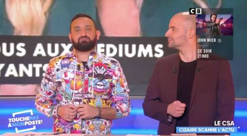 TPMP : Cyril Hanouna affirme que Karine Ferri lui « réclame un million d'euros » (VIDEO)
