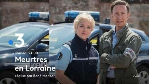 « Meurtres en Lorraine » puis « Meurtres à Etretat » ce soir sur France 3 (samedi 14 août 2021)