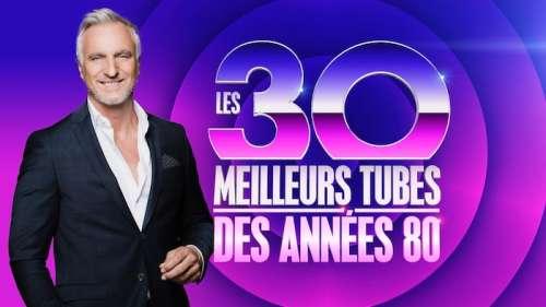 Ce soir sur M6, David Ginola présente «Les 30 meilleurs tubes des années 80» (vidéo)