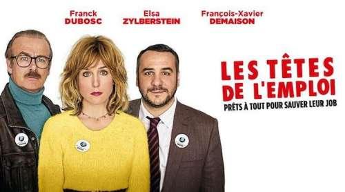 « Les têtes de l'emploi » avec Franck Dubosc et Elsa Zylberstein : ce soir sur France 3