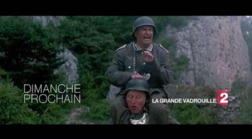 Ce soir à la télé, France 2 rediffuse «La grande vadrouille» avec Bourvil et Louis de Funès (vidéo)