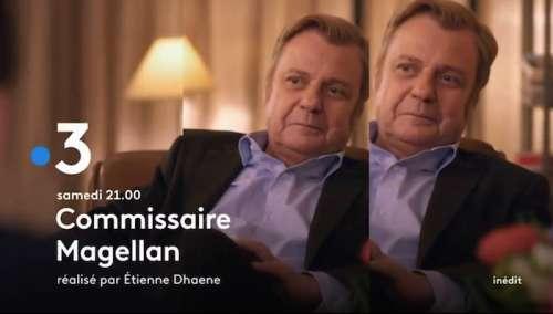 « Commissaire Magellan » du 9 novembre : ce soir l'inédit « La nébuleuse d'Orion »