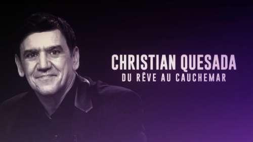 Christian Quesada condamné à 3 ans de prison !