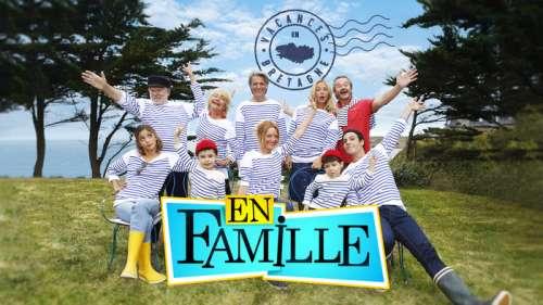 « En Famille : Vacances en Bretagne » , ce soir sur M6