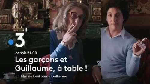Ce soir France 3 rediffuse « Les garçons et Guillaume, à table ! » de et avec Guillaume Gallienne (vidéo)