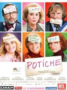 Ce soir France 3 rediffuse le film « Potiche » avec Catherine Deneuve (vidéo)