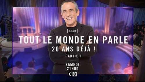 Ce soir sur C8 «Tout le monde en parle, 20 ans déjà» avec Thierry Ardisson (vidéo)