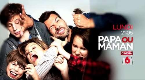 « Papa ou maman » : histoire et interprètes du film diffusé par M6 ce soir (samedi 21 août 2021)