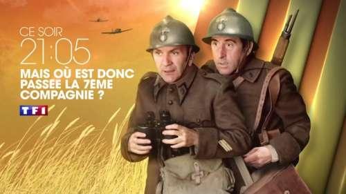 « Mais où est donc passée la 7ème compagnie ? » : 3 choses à savoir sur cette comédie culte diffusée ce soir sur TF1