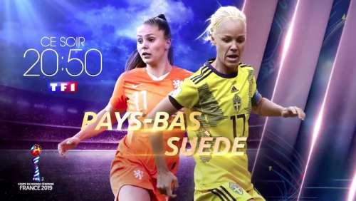 Coupe du Monde féminine 2019 : suivez Pays-Bas / Suède  en direct, live et streaming (+ score en temps réel et résultat final)