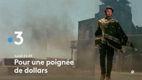 Ce soir, « Pour une poignée de dollars » sur France 3 (vidéo)