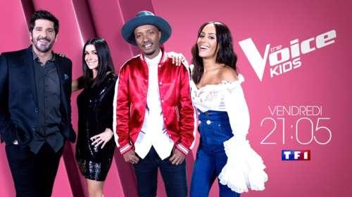 Ce soir c'est la demi-finale de « The Voice Kids » saison 6 (video)