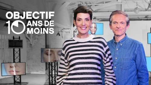 Ce soir M6 lance « Objectif : 10 ans  de moins » avec  Cristina Cordula (vidéo)