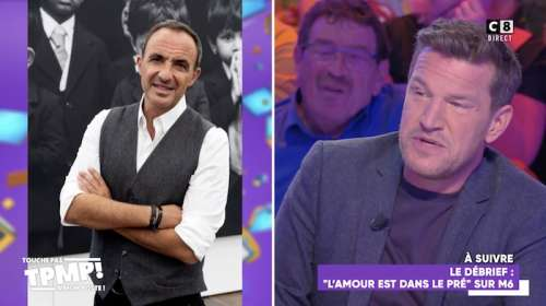 TPMP : Benjamin Castaldi brouillé avec Nikos Aliagas ? (VIDEO)