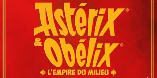 Un nouvel Astérix en préparation avec Guillaume Canet et Gilles Lellouche (PHOTO)
