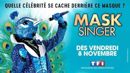 « Mask Singer » avec Camille Combal : dès le 8 novembre sur TF1