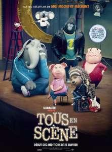 Ce soir sur TF1 « Tous en scène » (vidéo)