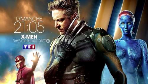 Ce soir sur TF1 « X-Men Days of Future Past » (vidéo)