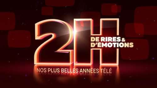 « 2 heures de rires et d'émotions : Nos plus belles années télé » ce soir sur France 2 : les invités