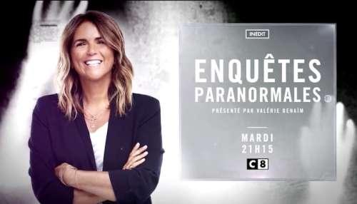 Audience « Enquêtes paranormales » du 12 novembre : succès pour Valérie Benaïm