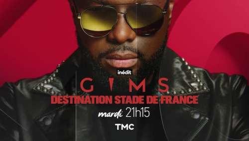 Ce soir à la télé, suivez le concert de Gims au Stade de France ! (vidéo)