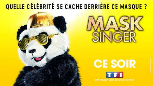 « Mask Singer » finale du 13 décembre : qui se cache derrière le masque du Panda ? (+ indice bonus)
