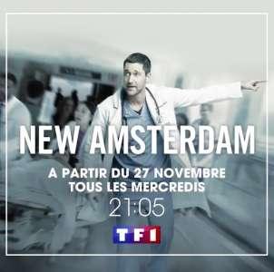 Audiences prime 27 novembre 2019 : « New Amsterdam » faible leader devant « Nina »
