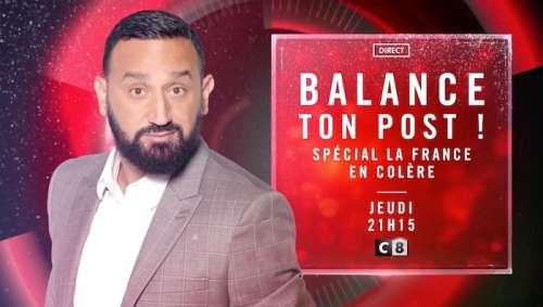Audience et replay « Balance ton post » du 16 janvier 2020