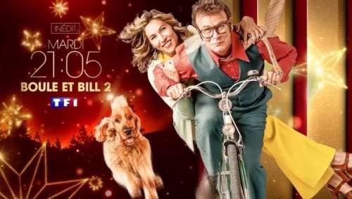 Audiences prime 24 décembre 2019 : « Boule et Bill 2 » leader sur TF1, succès pour le « Grand bêtisier de Noël » de C8