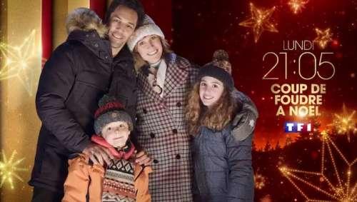 « Coup de foudre à Noël » avec Tomer Sisley et Julie de Bona : en mode rediffusion ce soir sur TF1
