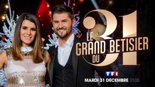 Audiences prime 31 décembre 2019 : « Le Grand Bêtisier » de TF1 leader devant France 2 et  « La chanson française fête le 31 »