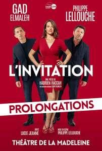 Ce soir en direct sur M6 « L'invitation » avec Gad Elmaleh et Philippe Lellouche (vidéo)