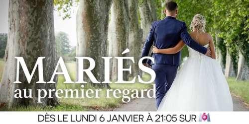 « Mariés au premier regard » du 3 février : tensions entre Delphine et Romain, Laura et Cyril se marient (VIDEOS)